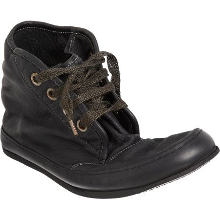 A Diciannoveventitre Distressed Leather Sneaker
