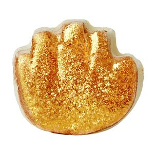 This looks cool, I need to try it. LUSH Golden Handshake Hot Hand Mask