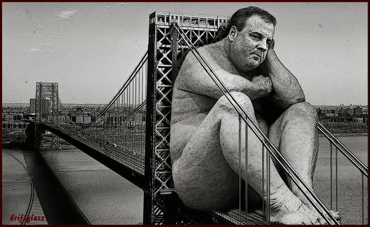 Gov. Chris Christie denies food to those in need and his reasoning is as bogus as you think it is