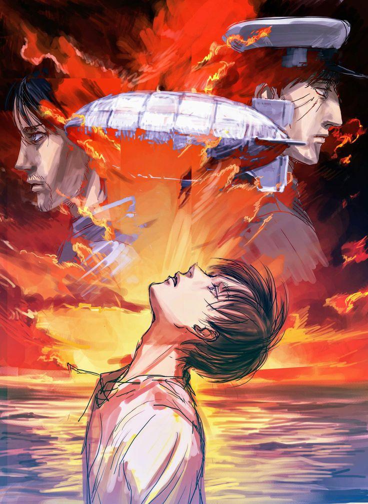 Attack on Titan GGHimSelf Anime Manga ╳Subscribe╳Share