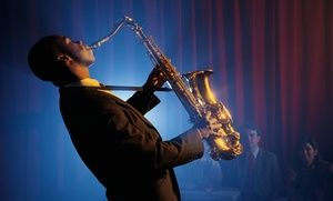 "Groupon - ""Duke: King of Jazz"" at 8 p.m. on October 1–31  in Charleston Performing Arts Center. Groupon deal price: $29"