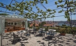 Vinum restaurant at Graham's port lodge