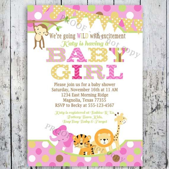 Hey, I found this really awesome Etsy listing at https://www.etsy.com/listing/176389717/safari-baby-shower-invitations-jungle
