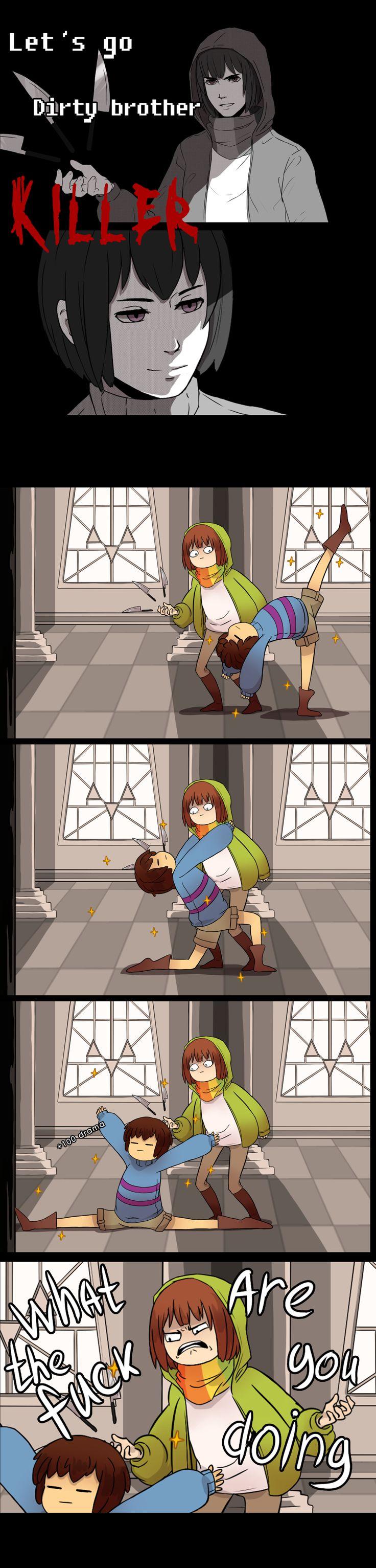 StoryShift (Last Corridor) by Tanuki-desu