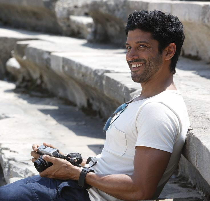 Farhan Akhtar has a small role in the recently released Dil Dhadakne Do and yet he has managed to captivate the audience. For more updates please visit #getmovieinfo