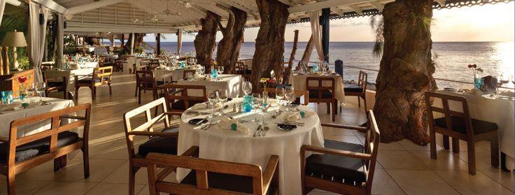 The Tides Restaurant in Holetown