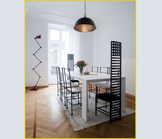 Simple best woonkamer particulier images on pinterest for Sedie design famose