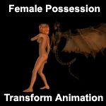 Female Possession-Demon TF Anim by ovidius-naso.deviantart.com on @deviantART