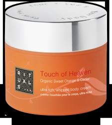 Touch of Heaven - Ultra rich whipped body cream