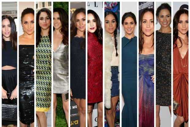 Here's how Meghan Markle's style has evolved.