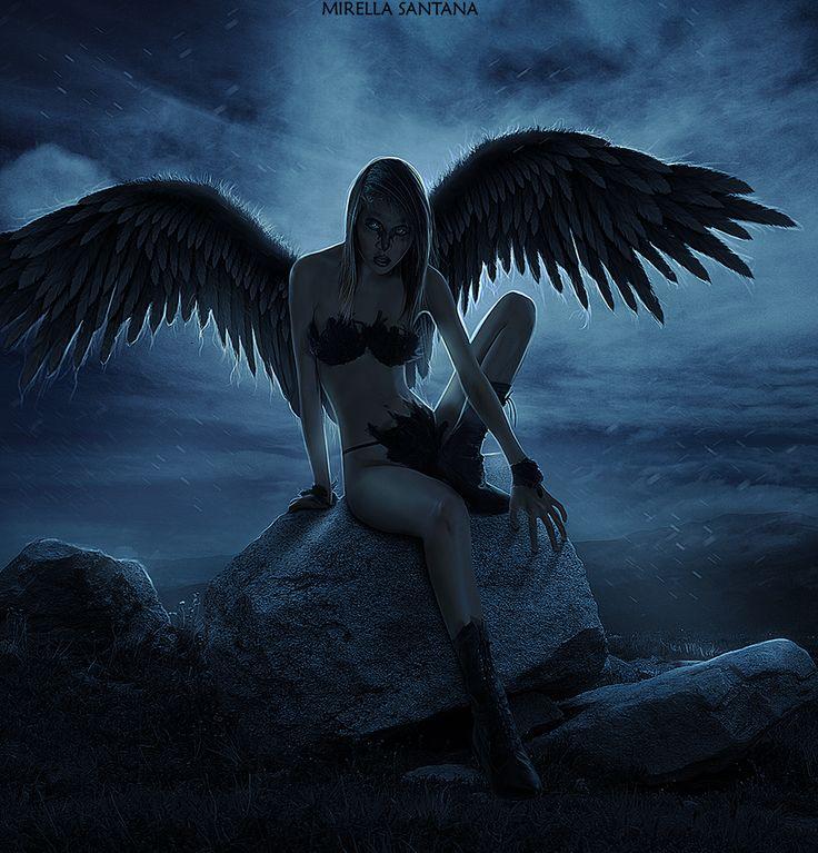 немецким фото падшего ангела разума сердцем
