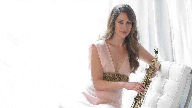 Amy Dickson to perform at South Coast Proms 2013
