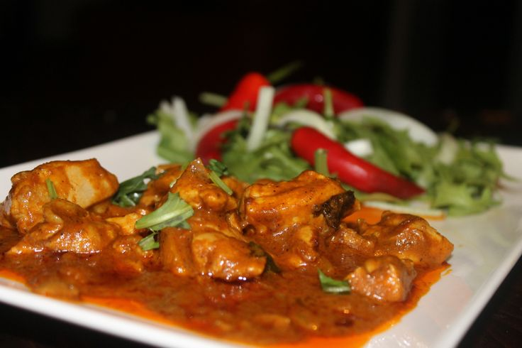Paleo Butter Chicken - Pete Evans Recipe