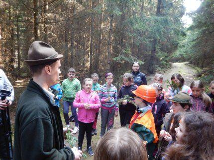 Hry v přírodě - Tipy do lesa - Vojenské lesy a statky dětem