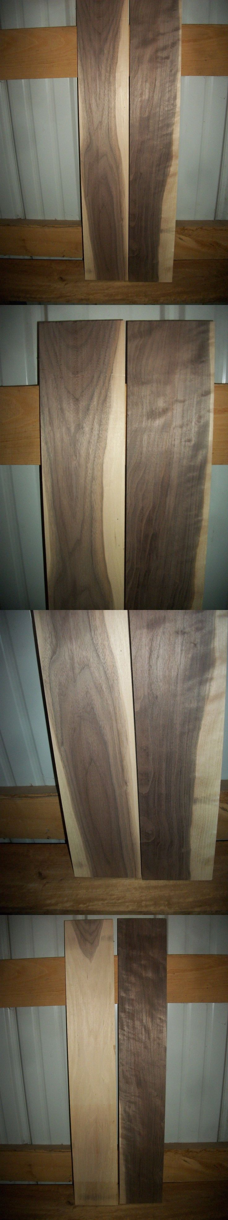 Cherry butcher block top 1 1 2 quot x 26 quot x38 quot kitchen island top ebay - Woodworking Lumber 84011 2 Pc Walnut Lumber Wood Kiln Dried Boards 13 16 Thick Lot