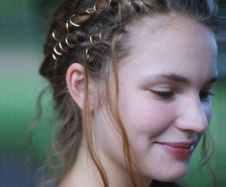 Best 25 Wedding Hairstyles Ideas On Pinterest: Best 25+ Hair Rings Ideas On Pinterest