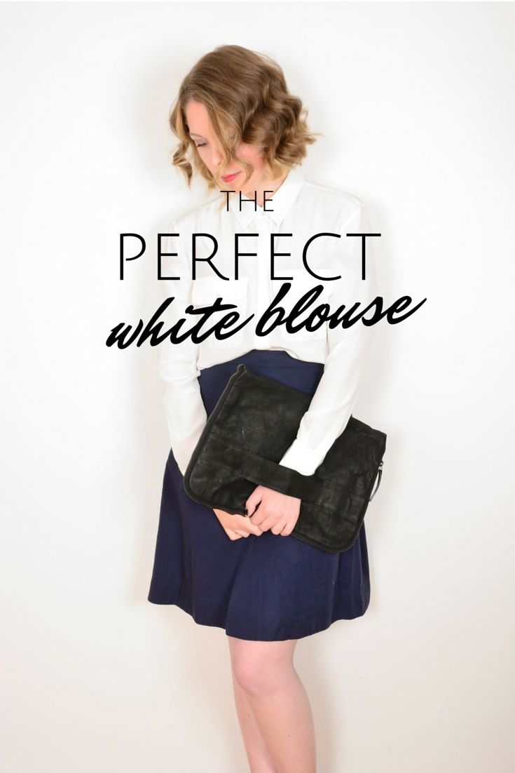 Looking for the perfect white blouse? We have the best one you could own. www.sustainlux.com