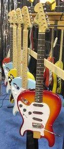 STRANGE GUITAR WEEK Reverse electric guitars! #rareandstrangeinstruments