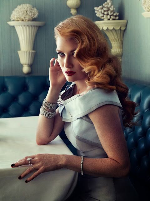 Mireille Enos I'm a little obsessed with her.