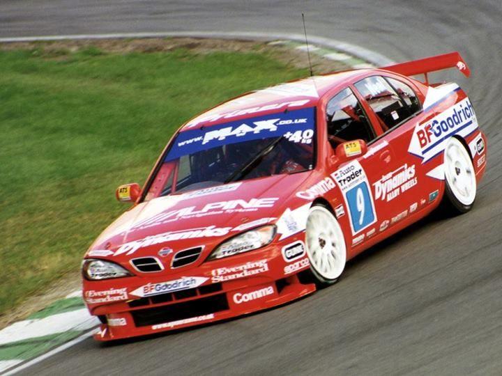 ca Nissan Primera GT-BTCC P11-2000.
