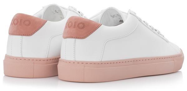 Pink heels, Sneakers, Casual shoes