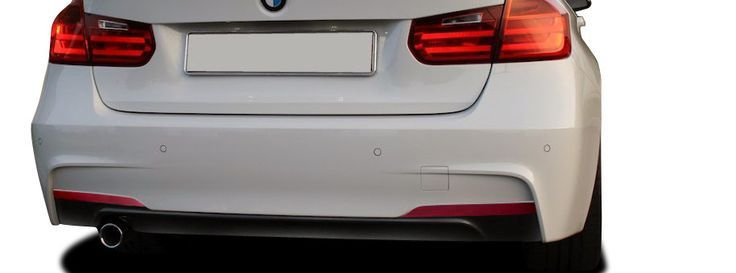 Awesome BMW 2017: 2012-2016 BMW 3 Series 320i F30 Vaero M Sport Look Rear Bumper Cover ( with PDC ... Car24 - World Bayers Check more at http://car24.top/2017/2017/02/06/bmw-2017-2012-2016-bmw-3-series-320i-f30-vaero-m-sport-look-rear-bumper-cover-with-pdc-car24-world-bayers/