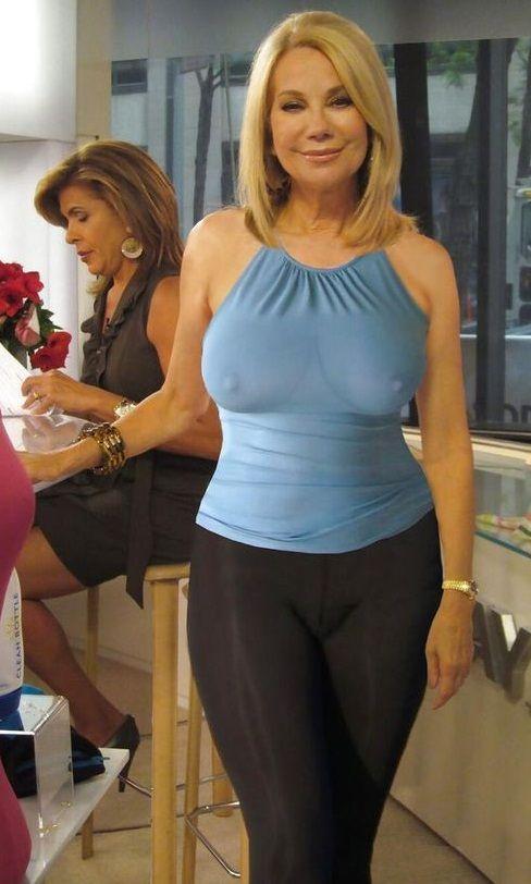 Blond big boobs
