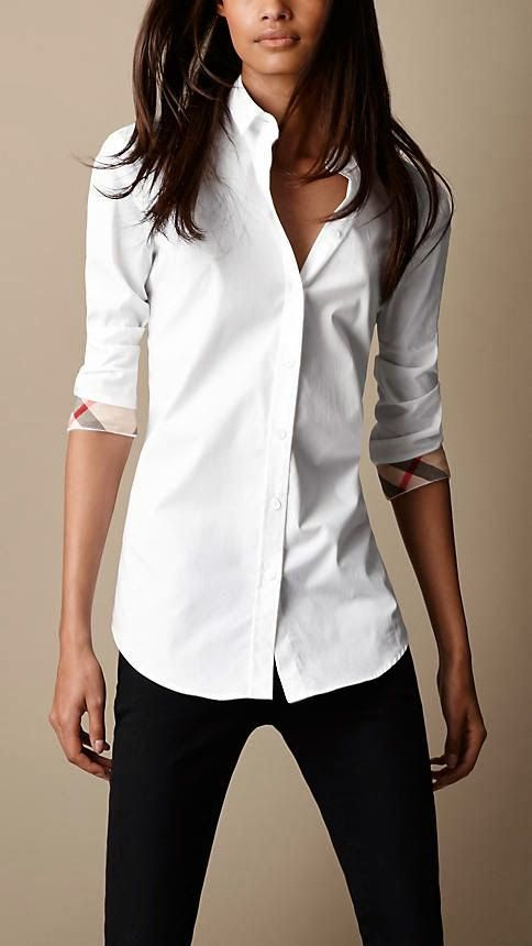 Meer dan 1000 idee n over white button down op pinterest for Slim fit white button down shirt