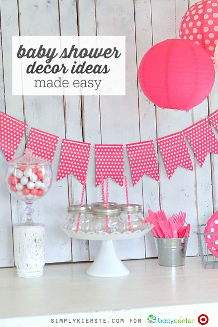 286 best Beautiful baby showers images on Pinterest ...