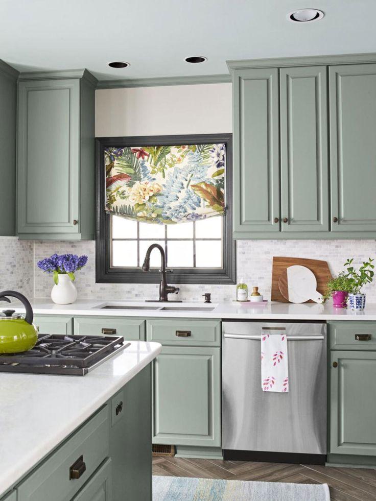 5 Paint Colors, 1 Surefire Kitchen