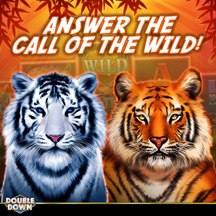 (EXPIRED) It's International Tiger Day! Show your stripes and celebrate these wild animals with 250,000 FREE chips when you tap the Pinned Link, or use code ZWHZHB