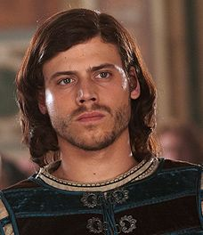 Francois Arnaud..love the Borgias.