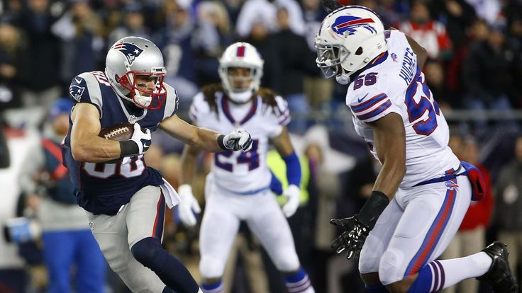 A depleted Patriots offense will likely get one of its playmakers back in time for Sunday. Danny Amendola expected back week 13, per report.....