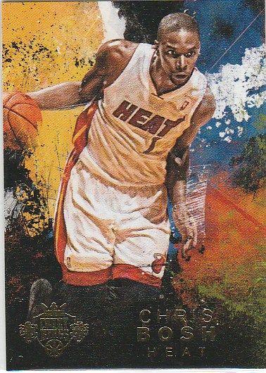 2014-15 Court Kings #59 Chris Bosh Heat