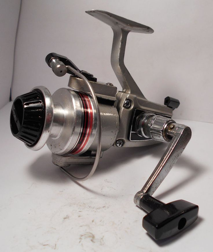 17 best images about vintage spin fishing reels on for How to reel in a fish