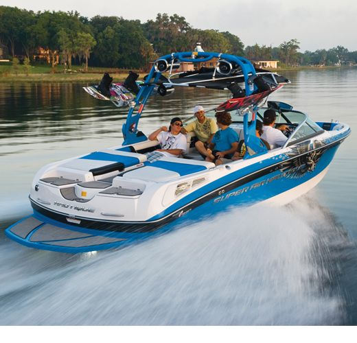 Yes Please! Super Air Nautique