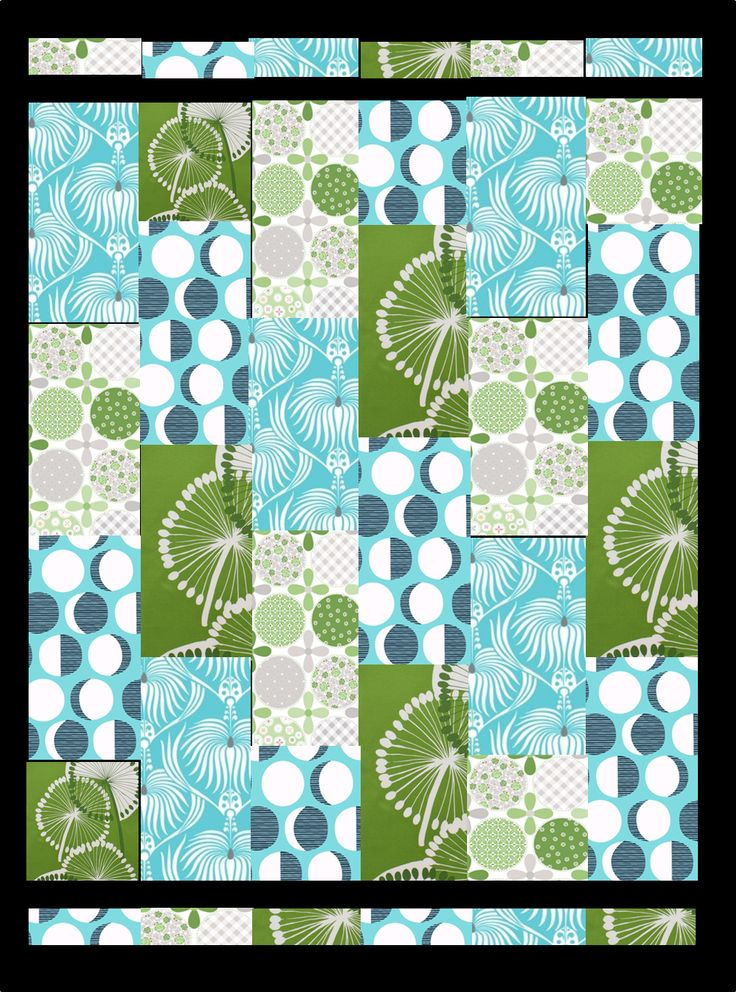 Quilt Patterns Using Squares And Rectangles : 17 Best images about Quilting! on Pinterest Square quilt, Modern baby quilts and Quilt