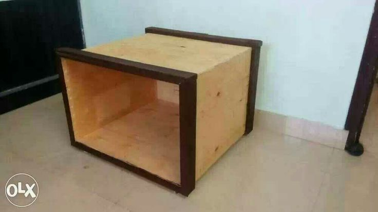 Wooden dog house made of  6mm plywood