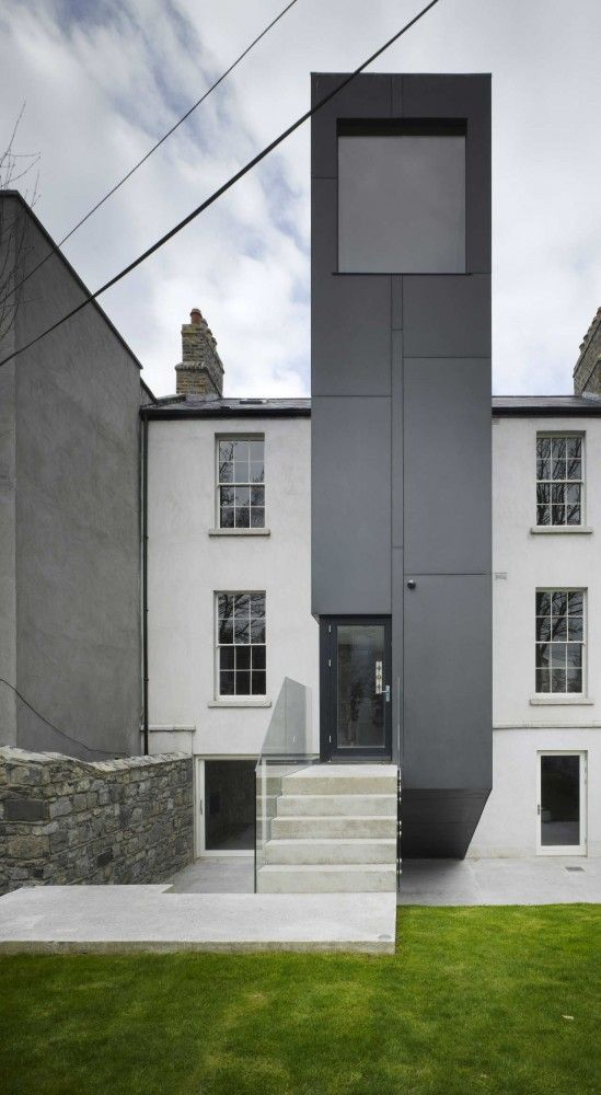 Captivating Houses In Castlewood Avenue / ODOS Architects