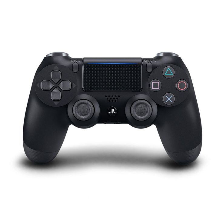 Sony DualShock Wireless Controller for Playstation 4, Multicolor