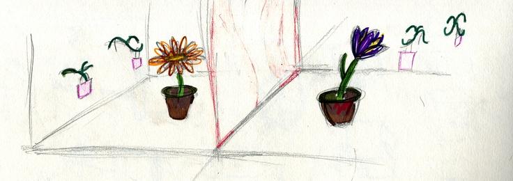 Flower Scene - Concept