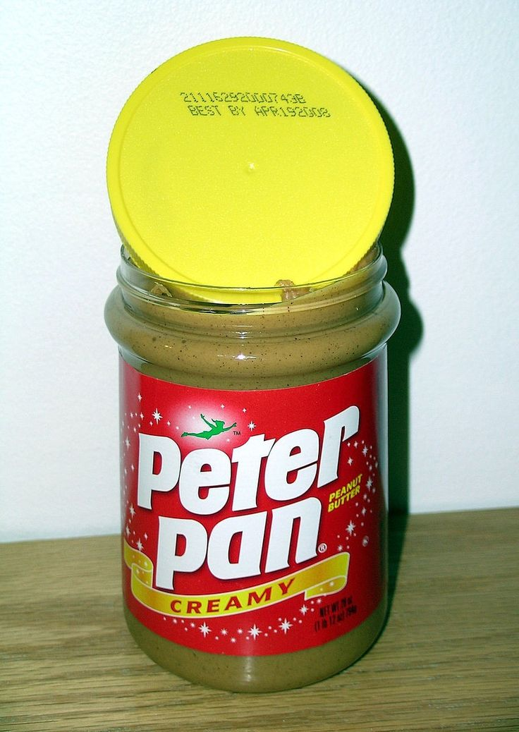 Peter Panis a brand ofpeanut butterproduced byConAgra Foodsand named after theJ.M. Barrie character.