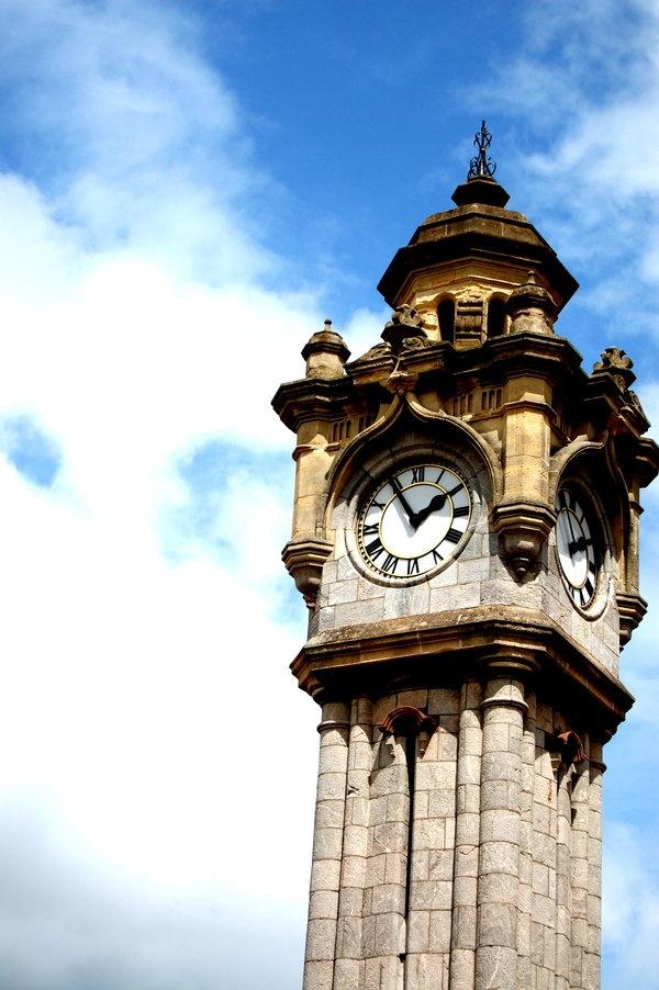 Exeter Clock Tower ~ Devon, England