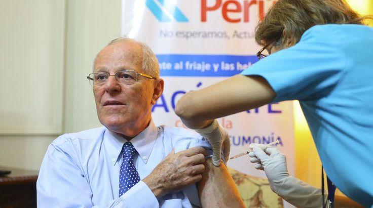 El presidente de Perú y los ministros recibieron la Vacuna Contra la Influenza - http://www.12apostoles.org.pe/el-presidente-de-peru-y-los-ministros-recibieron-la-vacuna-contra-la-influenza/  Find out more here: http://www.12apostoles.org.pe