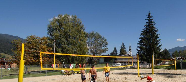 Altenmarkt-Zauchensee Sport und Natur Volleyball