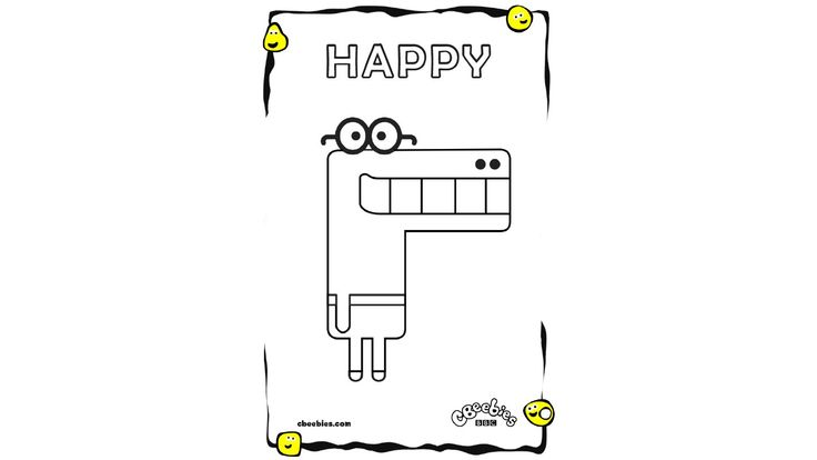hey duggee colouring sheets - Google Search