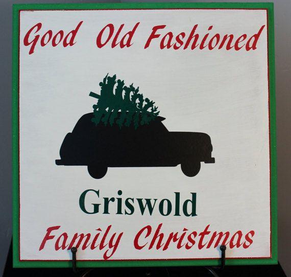 Christmas Decoration, Christmas Decor, Christmas wood decoration, Griswold Christmas Decor, Christmas Vacation Decoration, griswolds