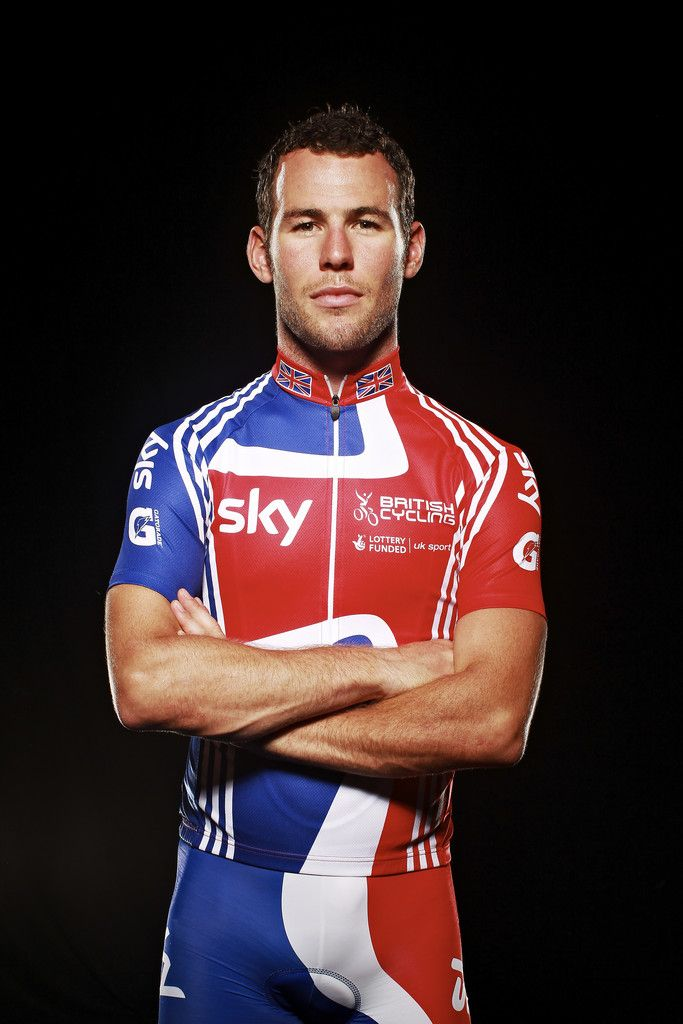 Mark Cavendish Pictures - British Cycling Portrait Session - Zimbio