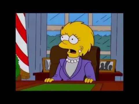 Así respondieron Los Simpson a sus predicciones sobre Donald Trump — Rock&Pop