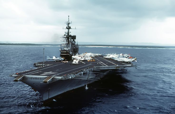 CV-11 USS Intrepid